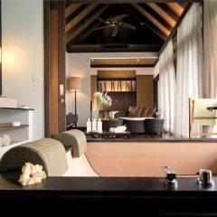 Отель Coco Bodu Hithi 5* Вилла разные типы кроватей фото 16