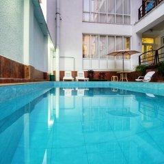 Гостиница Континент бассейн фото 3