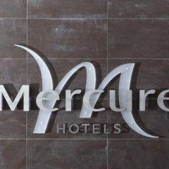 Отель Mercure Newcastle Airport 3* Стандартный номер с различными типами кроватей фото 4