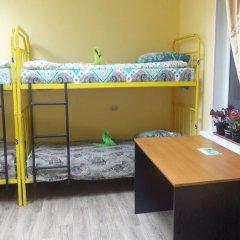 Хостел Home Кровать в общем номере с двухъярусной кроватью фото 8
