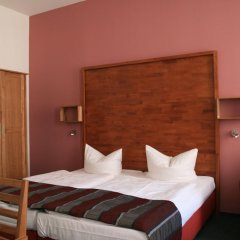 Hotel Adagio Лейпциг комната для гостей