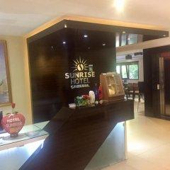 Отель Sunrise Hotel Çameria Албания, Дуррес - отзывы, цены и фото номеров - забронировать отель Sunrise Hotel Çameria онлайн интерьер отеля