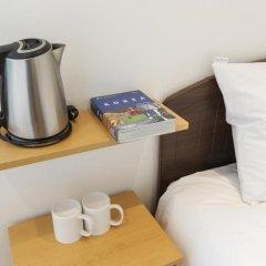 Petercat Hotel Insadong 3* Стандартный номер с различными типами кроватей фото 8