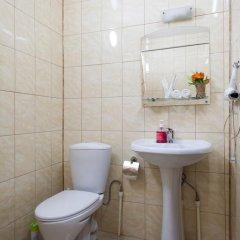 Мини-отель Бархат Номер Комфорт с двуспальной кроватью фото 10