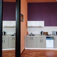 Апартаменты В Центре Студия разные типы кроватей фото 34