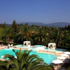 Art Hotel Debono бассейн