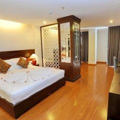 Hanoi Golden Hotel 3* Люкс с различными типами кроватей фото 5