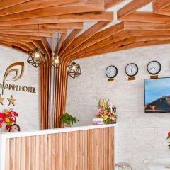 Phuong Anh Golf Valley Hotel Далат интерьер отеля