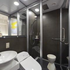 Отель remm Roppongi 3* Номер категории Эконом с различными типами кроватей фото 3
