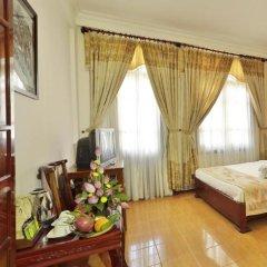 Lotus Hoi An Boutique Hotel & Spa 3* Стандартный семейный номер с двуспальной кроватью фото 5