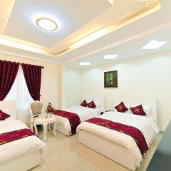 Отель Phuoc Son 3* Стандартный семейный номер фото 7