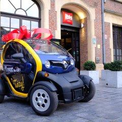 Отель ibis Brussels City Centre Бельгия, Брюссель - 2 отзыва об отеле, цены и фото номеров - забронировать отель ibis Brussels City Centre онлайн городской автобус