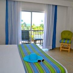 Отель Beachscape Kin Ha Villas & Suites Мексика, Канкун - 2 отзыва об отеле, цены и фото номеров - забронировать отель Beachscape Kin Ha Villas & Suites онлайн комната для гостей фото 4