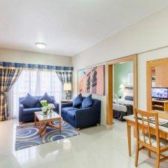 Golden Sands Hotel Apartments 3* Студия с различными типами кроватей