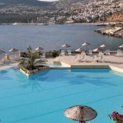Patara Prince Hotel & Resort - Special Category Турция, Патара - отзывы, цены и фото номеров - забронировать отель Patara Prince Hotel & Resort - Special Category онлайн бассейн фото 2