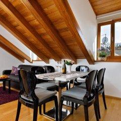 Отель Villa Marta 4* Улучшенные апартаменты с различными типами кроватей фото 3