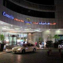 Отель Cassells Al Barsha Hotel by IGH ОАЭ, Дубай - 4 отзыва об отеле, цены и фото номеров - забронировать отель Cassells Al Barsha Hotel by IGH онлайн парковка