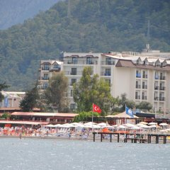 Отель Palmet Beach Resort пляж