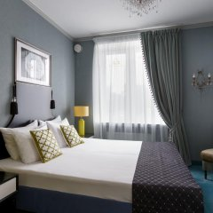 Гостиница Статский Советник 3* Люкс с двуспальной кроватью фото 11