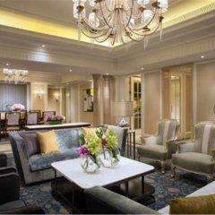 Отель Sofitel Shanghai Hongqiao 5* Улучшенный номер с различными типами кроватей фото 2