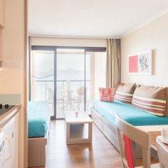 Отель Résidence Pierre & Vacances Cannes Verrerie- Cannes комната для гостей фото 2