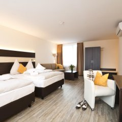 Concorde Hotel Am Leineschloss 3* Стандартный номер с 2 отдельными кроватями фото 2
