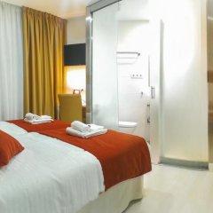 Отель Hostal Panizo Номер Делюкс с различными типами кроватей фото 3