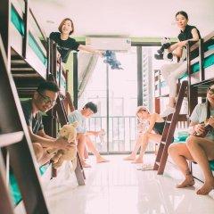 Moments in Bangkok @FM Hostel at Siam фитнесс-зал