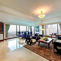 Grand Plaza Hanoi Hotel 5* Люкс с различными типами кроватей фото 2