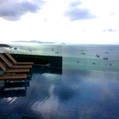 Отель Centric Sea Pattaya Апартаменты с различными типами кроватей
