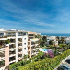 Отель La Vue Mer - 3 Chambres - Lanterne Франция, Ницца - отзывы, цены и фото номеров - забронировать отель La Vue Mer - 3 Chambres - Lanterne онлайн пляж фото 2