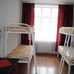 Хостел Европа Кровать в общем номере с двухъярусной кроватью фото 7