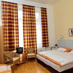 Hotel Komet 2* Стандартный номер с различными типами кроватей