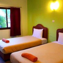 Отель Baan Suan Sook Resort 3* Стандартный номер с различными типами кроватей фото 14