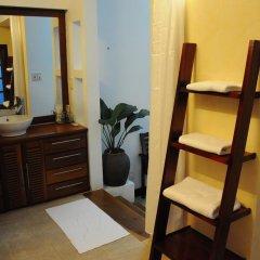 Отель Flower Garden Homestay 3* Номер Делюкс фото 13