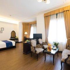 Hoa Binh Hotel 3* Улучшенный номер с различными типами кроватей фото 6