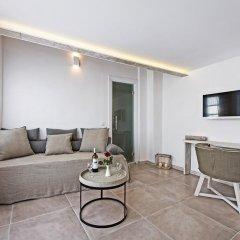 Отель Athina Luxury Suites 4* Люкс с двуспальной кроватью фото 27