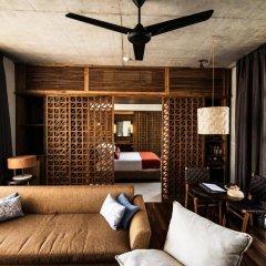 Отель Bisma Eight Ubud 4* Люкс с различными типами кроватей фото 18