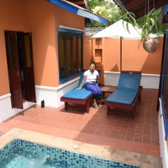 Отель Anantara Lawana Koh Samui Resort 3* Бунгало Делюкс фото 44