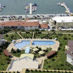 Отель Riviera Свети Влас парковка