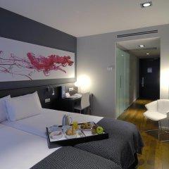 Отель Eurostars Lex 4* Стандартный номер с различными типами кроватей фото 7