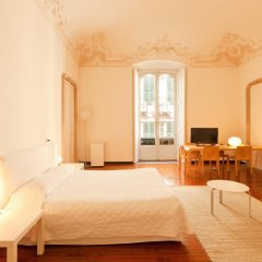 Отель Residenza D'Epoca di Palazzo Cicala 4* Стандартный номер с двуспальной кроватью фото 10