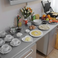 Отель Bed & Breakfast Bishkek Бишкек питание