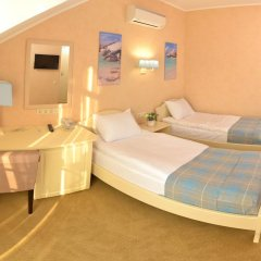 Отель Ajur 3* Стандартный номер фото 11