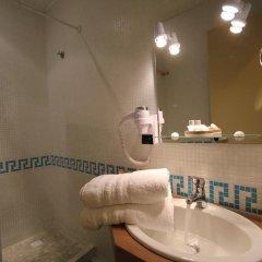 Отель Nice Garibaldi Франция, Ницца - отзывы, цены и фото номеров - забронировать отель Nice Garibaldi онлайн ванная