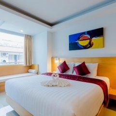 Aspery Hotel 3* Стандартный номер с двуспальной кроватью