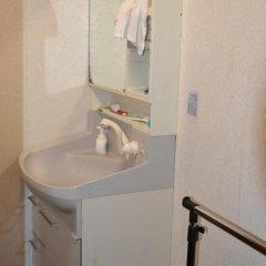 Отель Guest House MAKOTOGE - Hostel Япония, Минамиогуни - отзывы, цены и фото номеров - забронировать отель Guest House MAKOTOGE - Hostel онлайн ванная