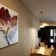 Отель Apartmán Livingstone Roudna Пльзень удобства в номере фото 2