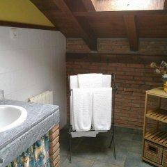 Отель Posada La Llosa de Viveda Стандартный номер с различными типами кроватей фото 8