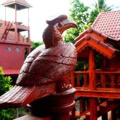Отель Ruen Tai Boutique бассейн